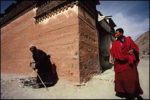 Monastère Tibétain à Xiahe