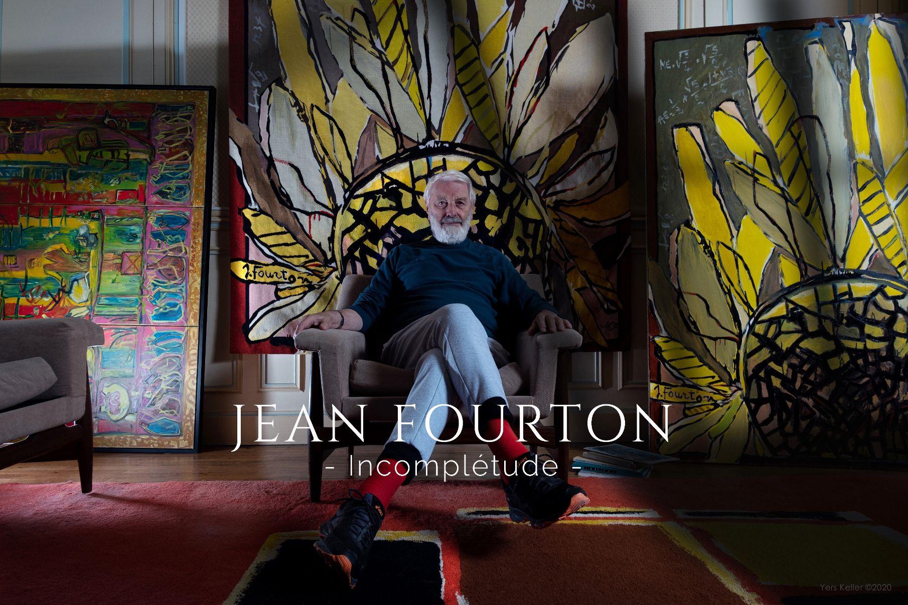 Jean Fourton par Yers Keller